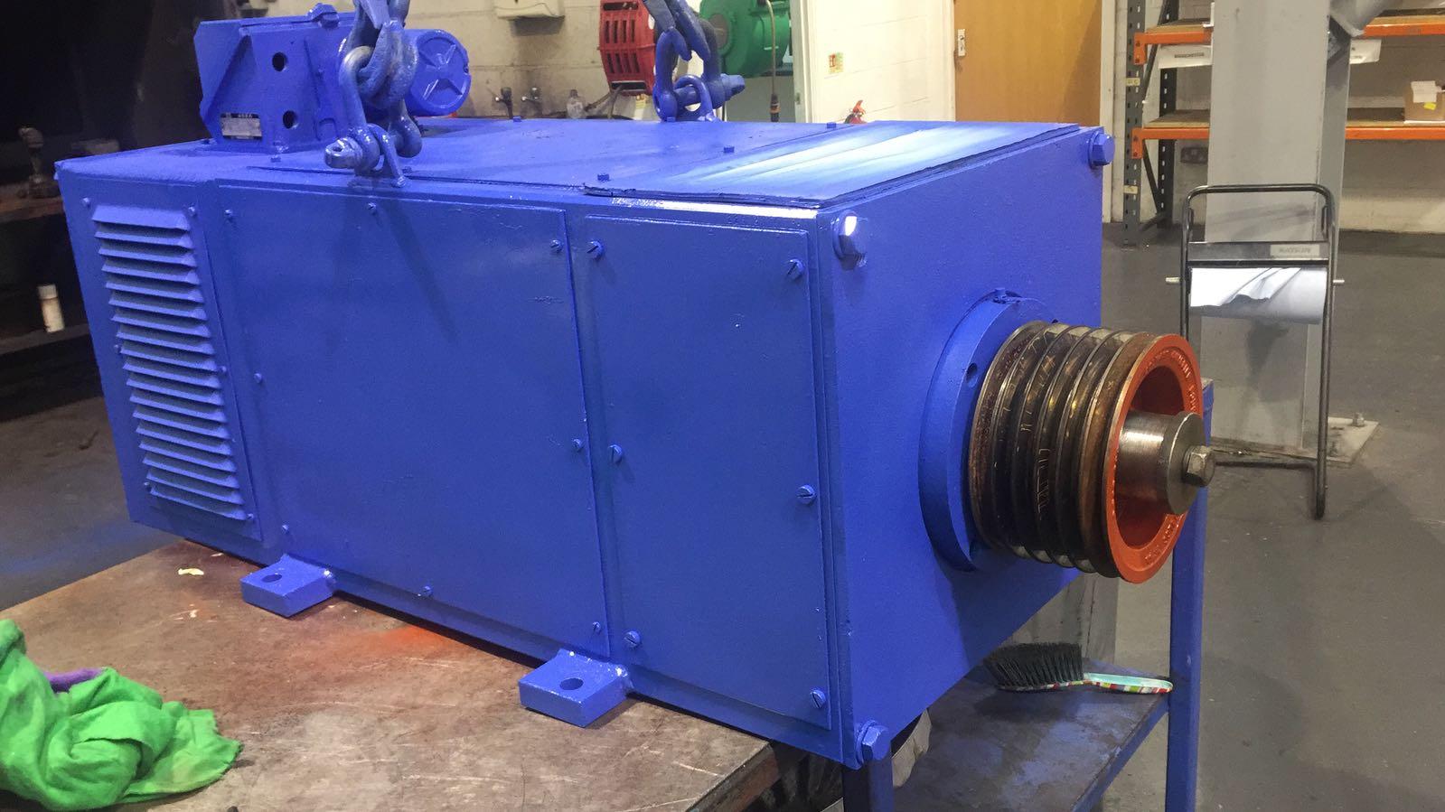 Rotating Machinery Repairs